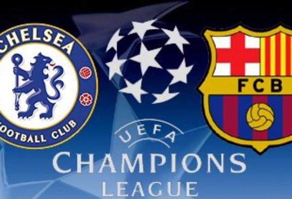 FC Barcelona im Achtelfinale!