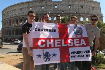 Tourbericht vs Rom (Auswärts)